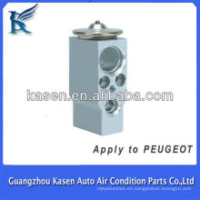 Auto válvulas de expansión de ca para PEUGEOT