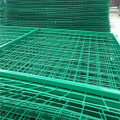 PVC Galvanized Welded Wire Mesh Frame Fence