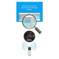 Remoção de 220V móvel 95w uv Ventilador de ar ultravioleta envenenado por ar mais fresco