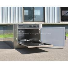 Good Price Mortuary Freezer One Corpse Body Refrigerator