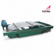 Self Discharge Magnetic Separator