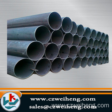 China manufacture Tianjin Erw Steel Pipe