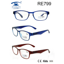 Fashionable Thick Injection Design Reading Glasses (RE799)
