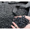 Гидроксид калия пропитанный уголь гранулы активированного угля для удаления h2s