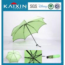 Kundengebundener Farben-Geschenk-faltender Regen-Regenschirm