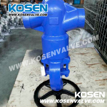 Válvulas de globo selladas de presión final de SW de acero aleado
