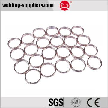 Kupferlegierung Multiturn Schweißen Ringe