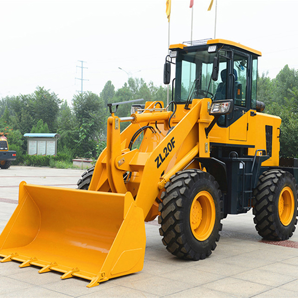 Small Wheel Loader Price