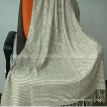 Wool Throw, Wool Blanket, Throw (CMT-0901075)