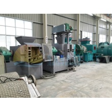 Machine de fabrication de briquettes de bauxite