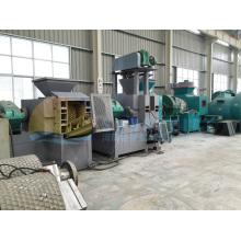 Máquina de briquetaje de polvo de metal de ahorro de energía