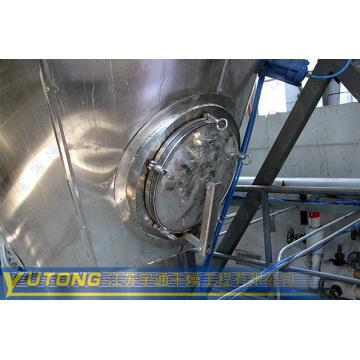 Equipamento de secagem de pulverizador de pressão para o pó da lavagem
