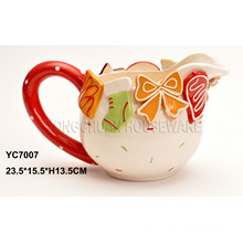 Ceramic Hand Painte Mug for Valentine′s Day