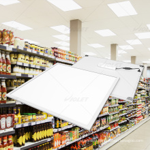 Factory Direct NON FLICKER IP20 Indoor LED Panel Light For Office Supermarket Use Ceiling light