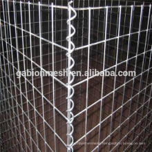 Low price gabion wire mesh box/welded gabion box/galvanized gabion box alibaba China