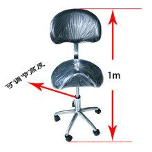 Nuevo taburete de la silla de montar para la fuente del tatuaje