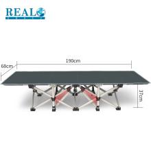 Производство Единый дизайн кровати подходит для наружной кемпинга и мебель кровать