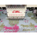 CBL-HV922 9 needle 22 head flat high speed computerized embroidery machine