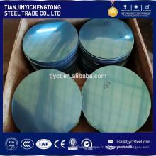 AISI Inox 304 201 2b Finition en tôle d'acier inoxydable