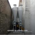 Planta de procesamiento y limpieza de semillas de maíz