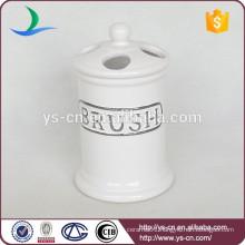ceramic water toothbrush holder YSb50017-01-th