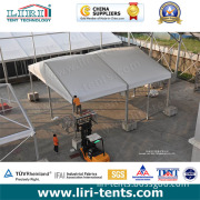 Eco Friendly Industury Tents with Thermal PVC Roof Cover for Warehouse, Storage