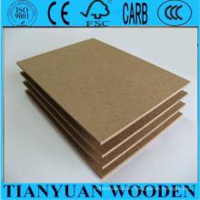 Fábrica del cartón duro de China 1220 * 2440 * 2-5mm