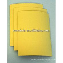 3 m de papel de lija abrasivo para moler