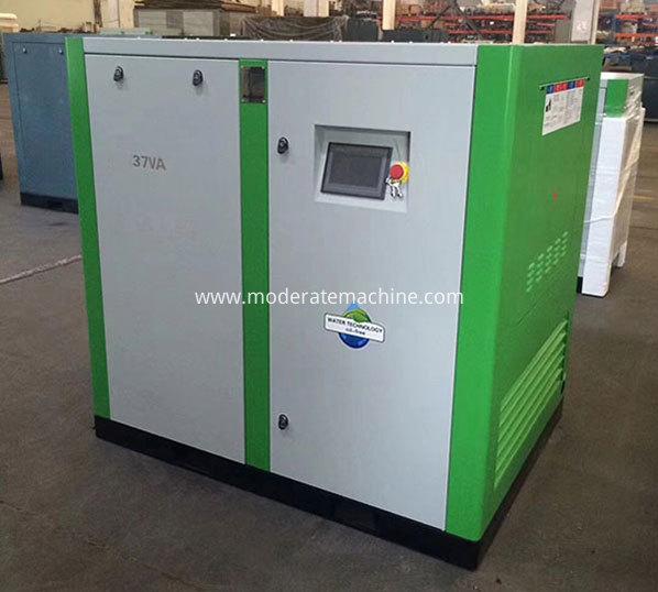 Oil Free Screw Air Compressor11