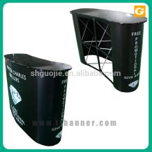 Wholesale en aluminium promotion table comptoir