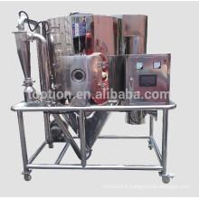 Sécheur à grande vitesse centrifuge de jet d'extrait d'herbe 5l / heure de Chine Fabricant