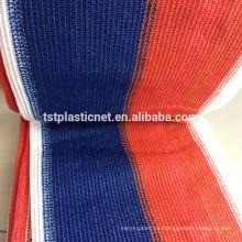 Pantalla de balcón de HDPE de 100% de alto valor de sombreado, pantalla de balcón / red de balcón, sombra de balcón