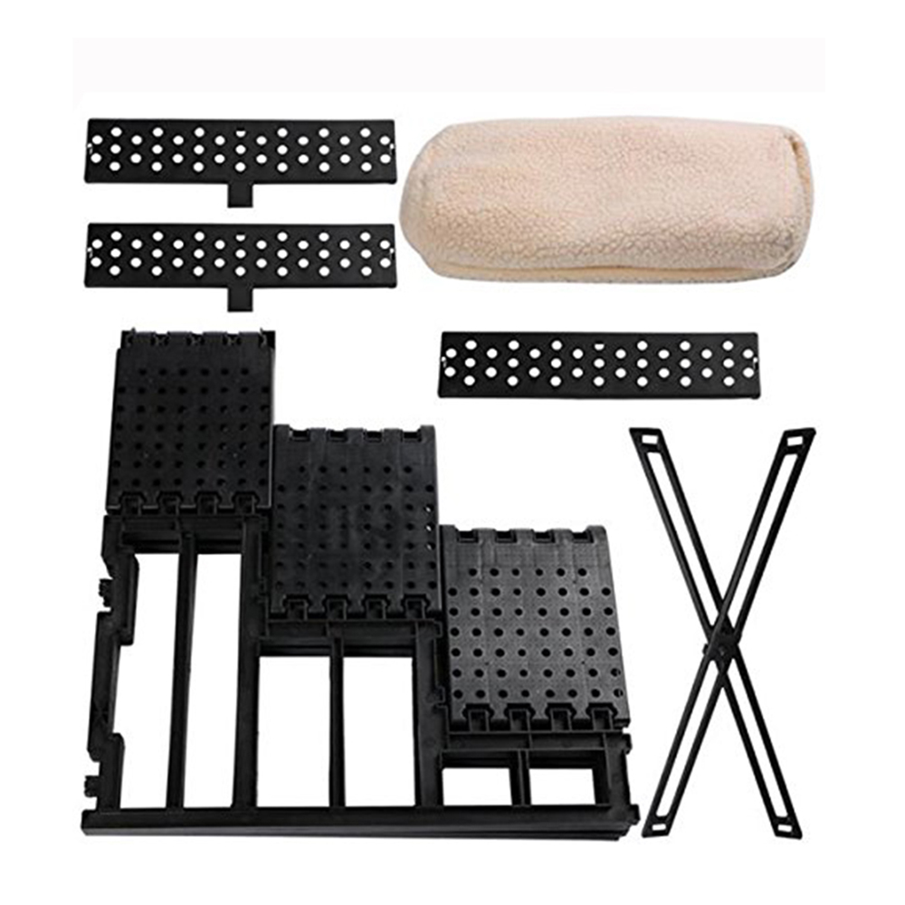 Portable Travel 3 Steps Dog Cat Pet Ramp Ladder