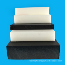 Folha branca e preta do Virgin da espessura de 0.5-150mm de Actel