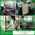 Qingyi meilleur prix haute qualité 3d transfert de chaleur flock pour t-shirts