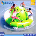 Diapositiva inflable gigante grande para los juguetes inflables adultos del agua