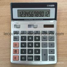 Calculadora de escritorio ajustable de la pantalla de la energía del doble de 12 dígitos (CA1215)