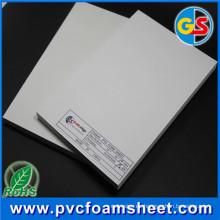 Tablero / Hoja de espuma de corteza de PVC de 15 mm