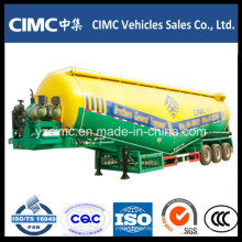 Cimc 50 Ton 3 Axles Cement Tank