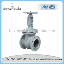 GOST flanged wedge gate valve