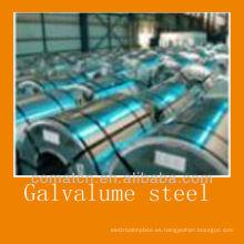 Bobina de acero Galvalume frío en China