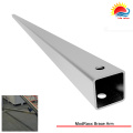 Neue Design-Erdungsschraube Solar Montagesystem (402-0001)