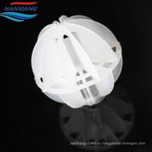 Пластиковые многогранные полый шар случайная упаковка башни