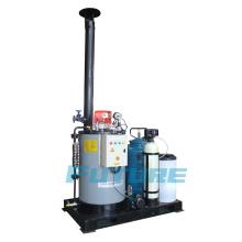 Générateur de vapeur diesel portable (LSS0.1-0.7-Y)
