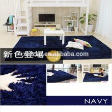 100% polyester absorbant tapis de tapis lavable