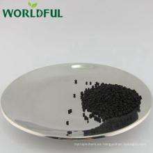 acondicionador de suelo de gránulo de huamte de potasio worldful, fertilizante orgánico con el mejor precio