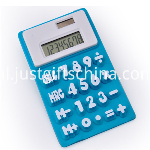 Promotional Foldable Solar Energy Calculator _1
