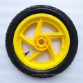 12 inch plastic EVA foam filled baby stroller wheel