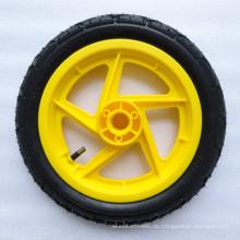 12-Zoll-Kunststoff EVA-Schaum gefüllt Kinderwagen-Rad