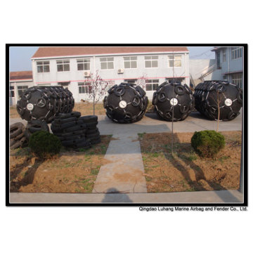 Diameter 2000mm x Length 3500mm Pneumatic Fender